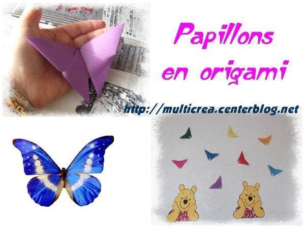 Envolée de papillons (1/2)