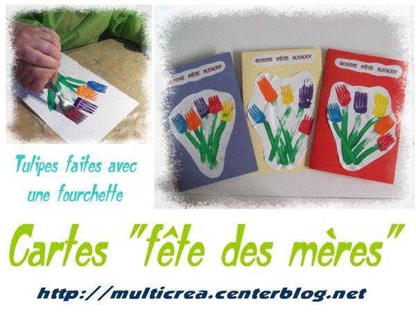 Cartes fêtes des mères 2014