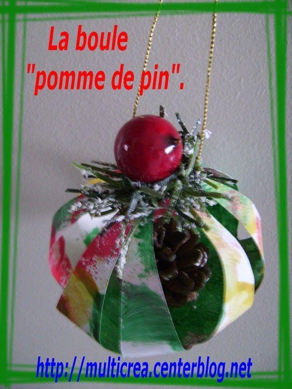 Bougeoir sapin pomme de pin centerblog - Activite manuelle pomme de pin ...