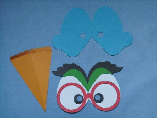 Masque oiseau 2 2 - Masque oiseau a imprimer ...