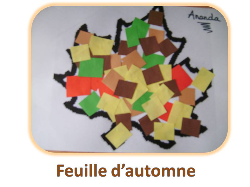 Feuille d 39 automne 1 2 centerblog - Activite feuille d automne ...